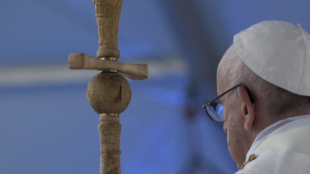 Celebraciones presididas por el Papa Francisco