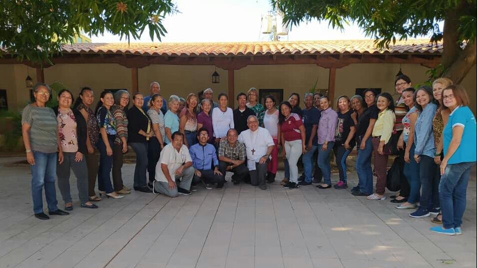Departamento de Pastoral Educativa y Universitaria realizó jornada de Reflexión y Escucha Paciente en la  Arquidiócesis de Coro.