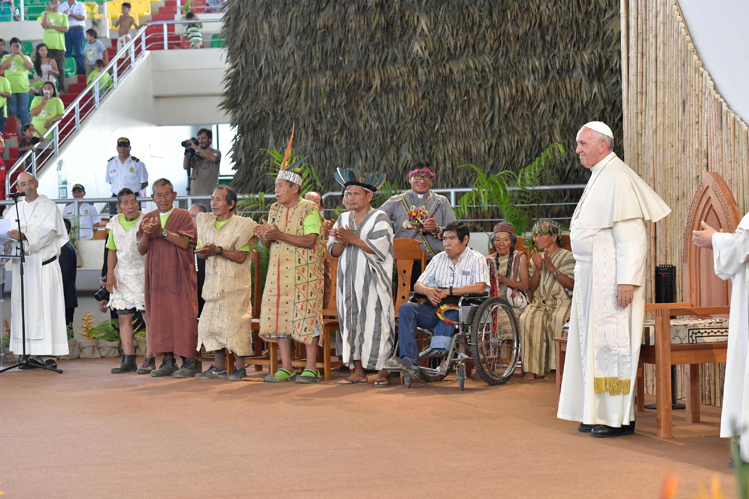 """""""Querida Amazonia"""", la exhortación postsinodal del Papa, se presentará el 12 de febrero"""