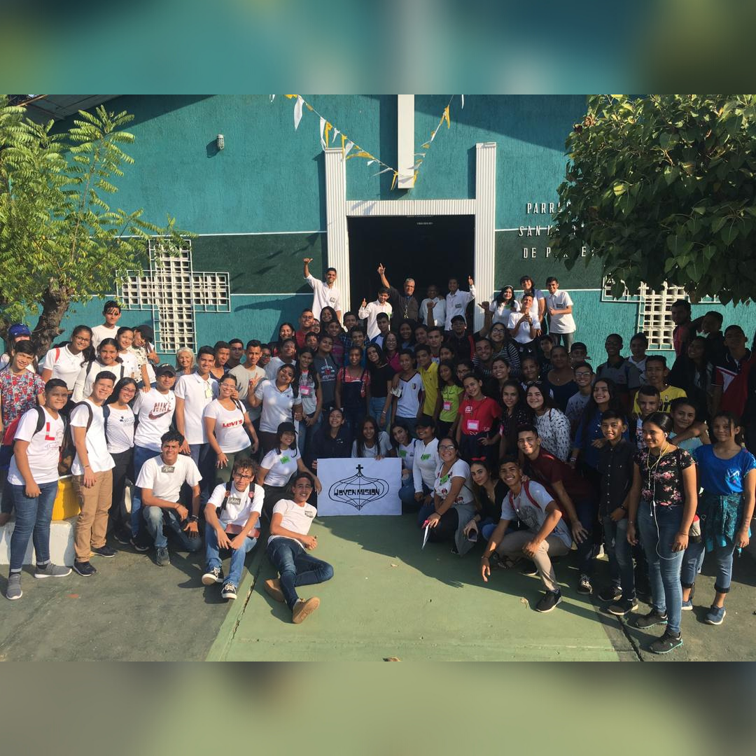 Arquidiócesis de Maracaibo celebró XIII Jornada Nacional de la Juventud