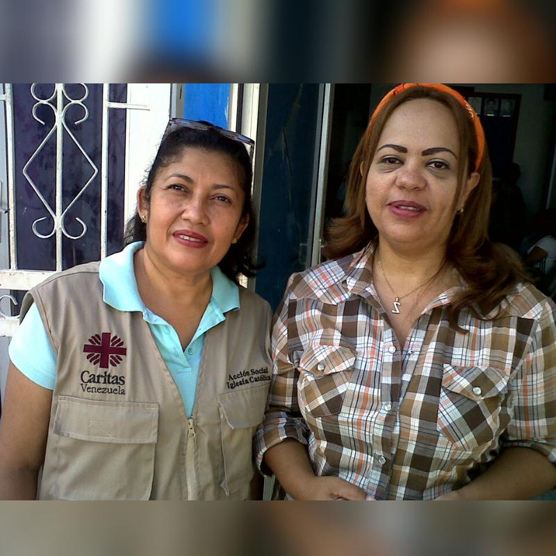 Cáritas de la Diócesis de Punto Fijo realizó jornada de salud en el Colegio Nacional de Periodistas