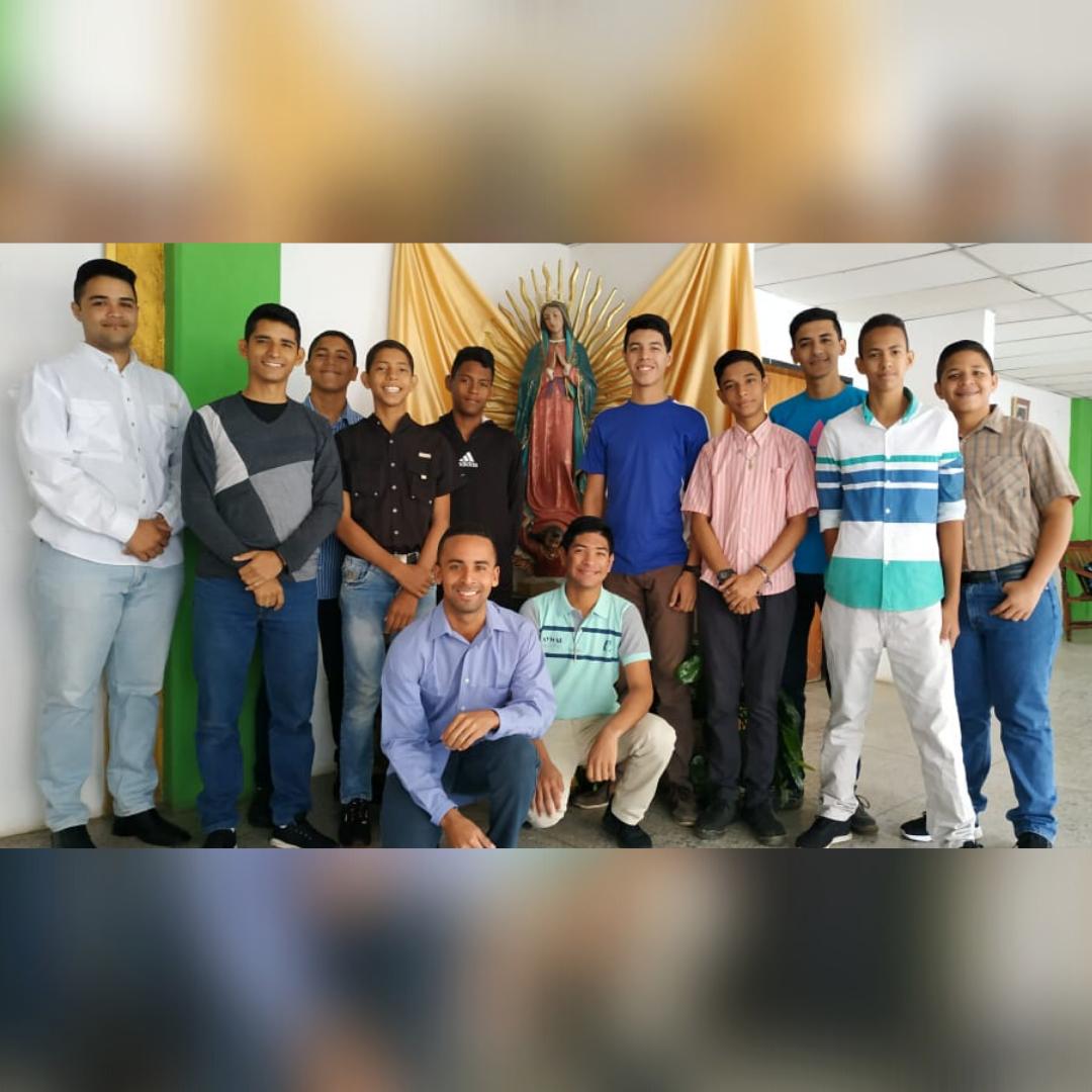 Realizada convivencia vocacional en la Arquidiócesis de Coro