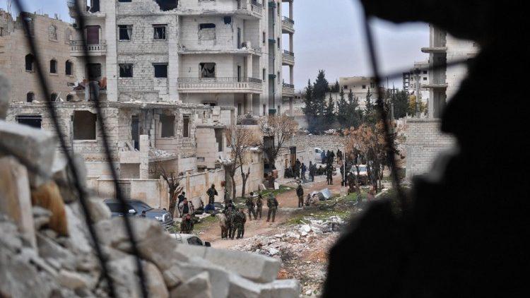 Francisco: recemos por la amada Siria que sangra desde hace años