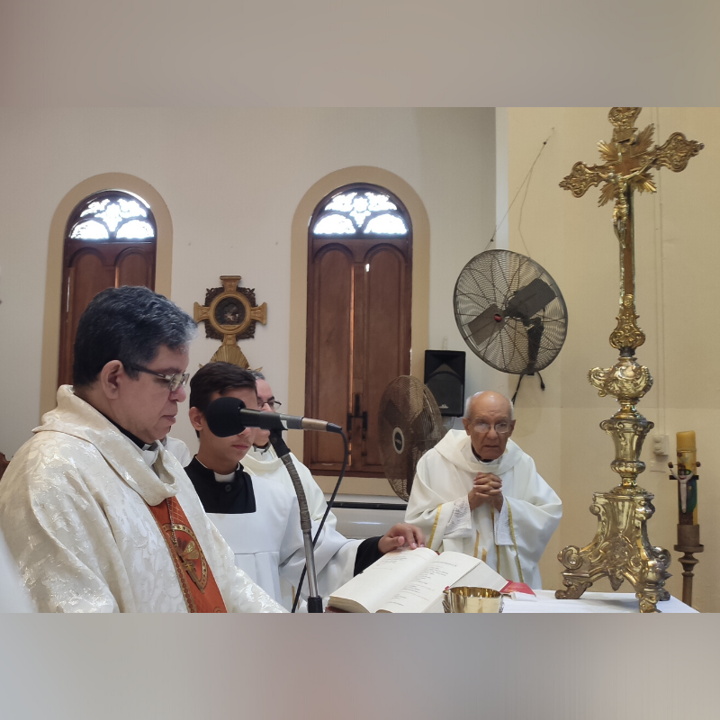 Arquidiócesis de Maracaibo celebró el 105 aniversario del Nacimiento de Monseñor Domingo Roa