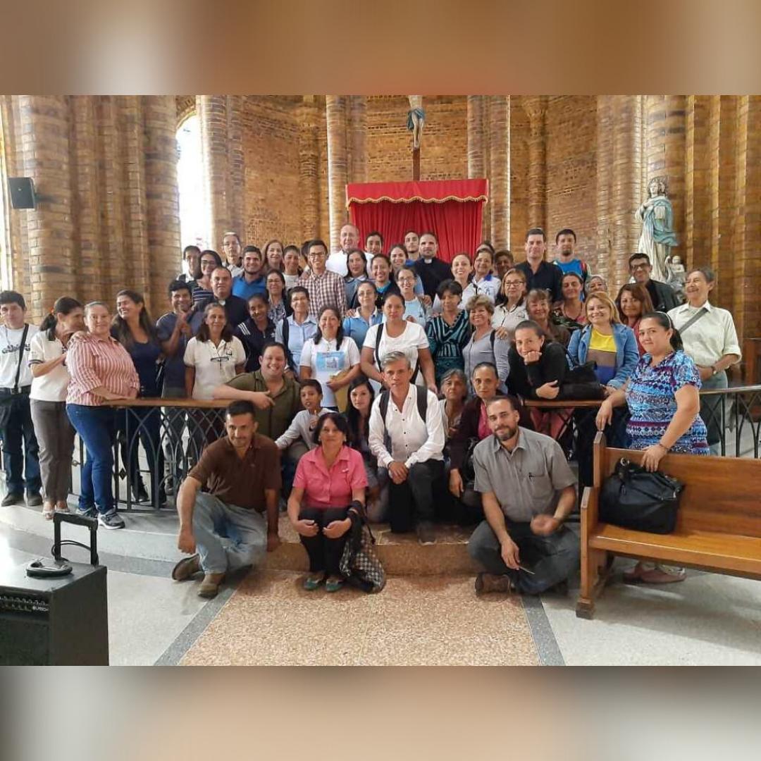Asambleas parroquiales y vicariales en la Diócesis de San Cristóbal para una Iglesia en salida