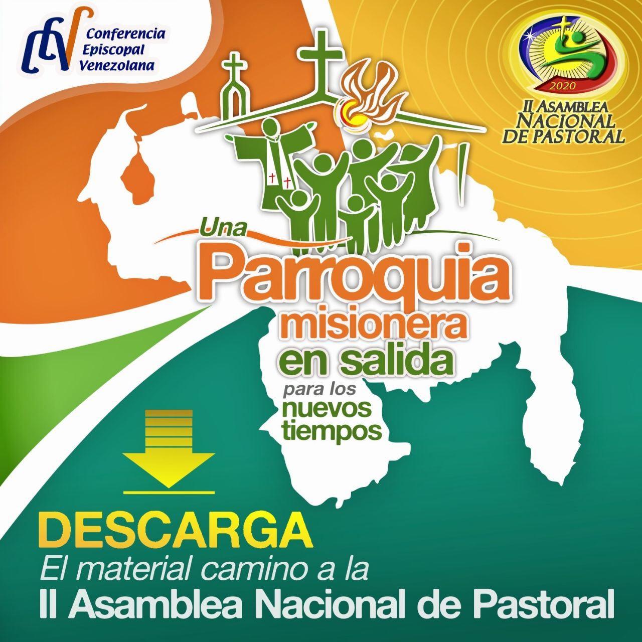II ANP 2020: Rumbo a una parroquia auténticamente misionera