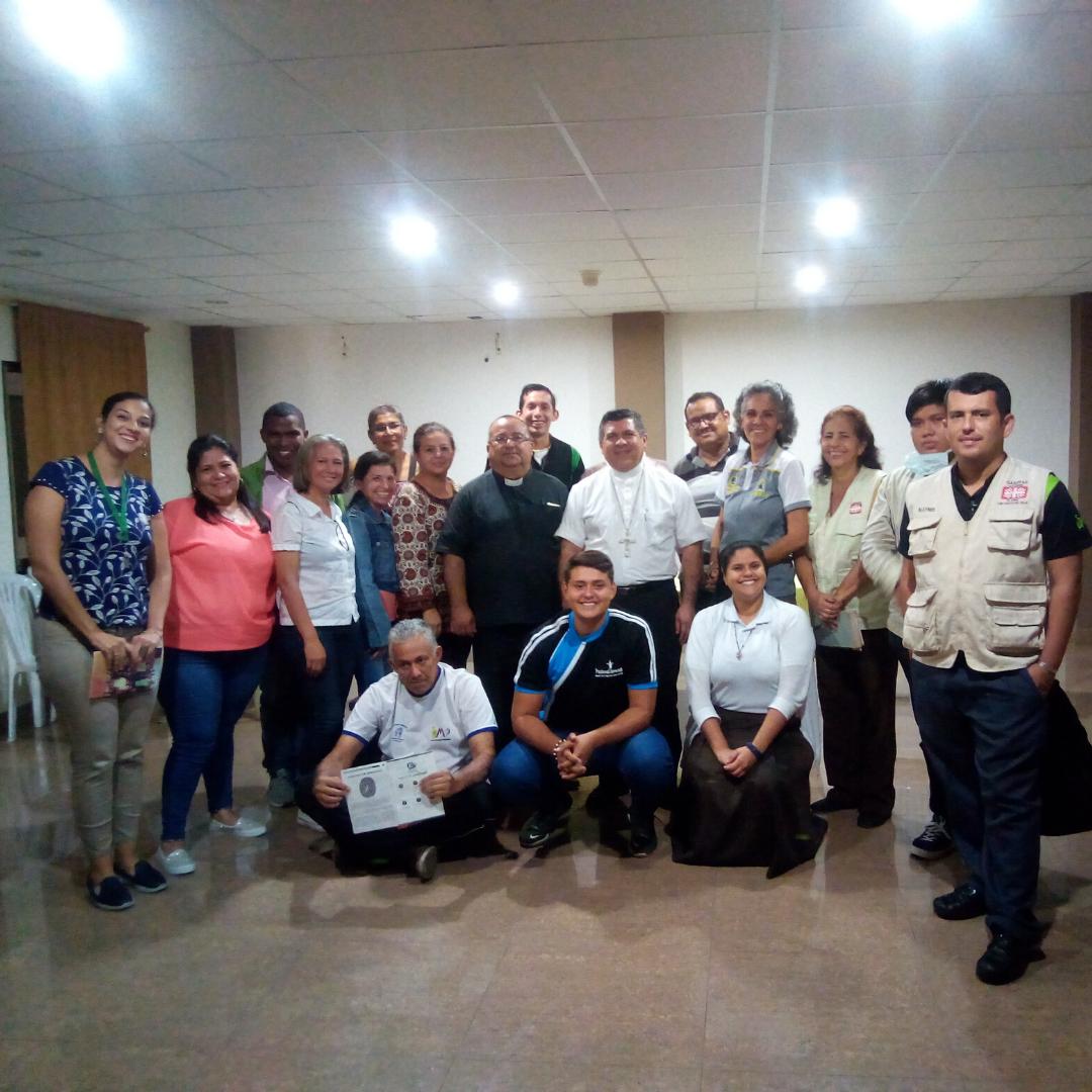 Diócesis de El Vigía – San Carlos del Zulia realizó Asamblea Diocesana de Pastoral Rumbo a la II ANP