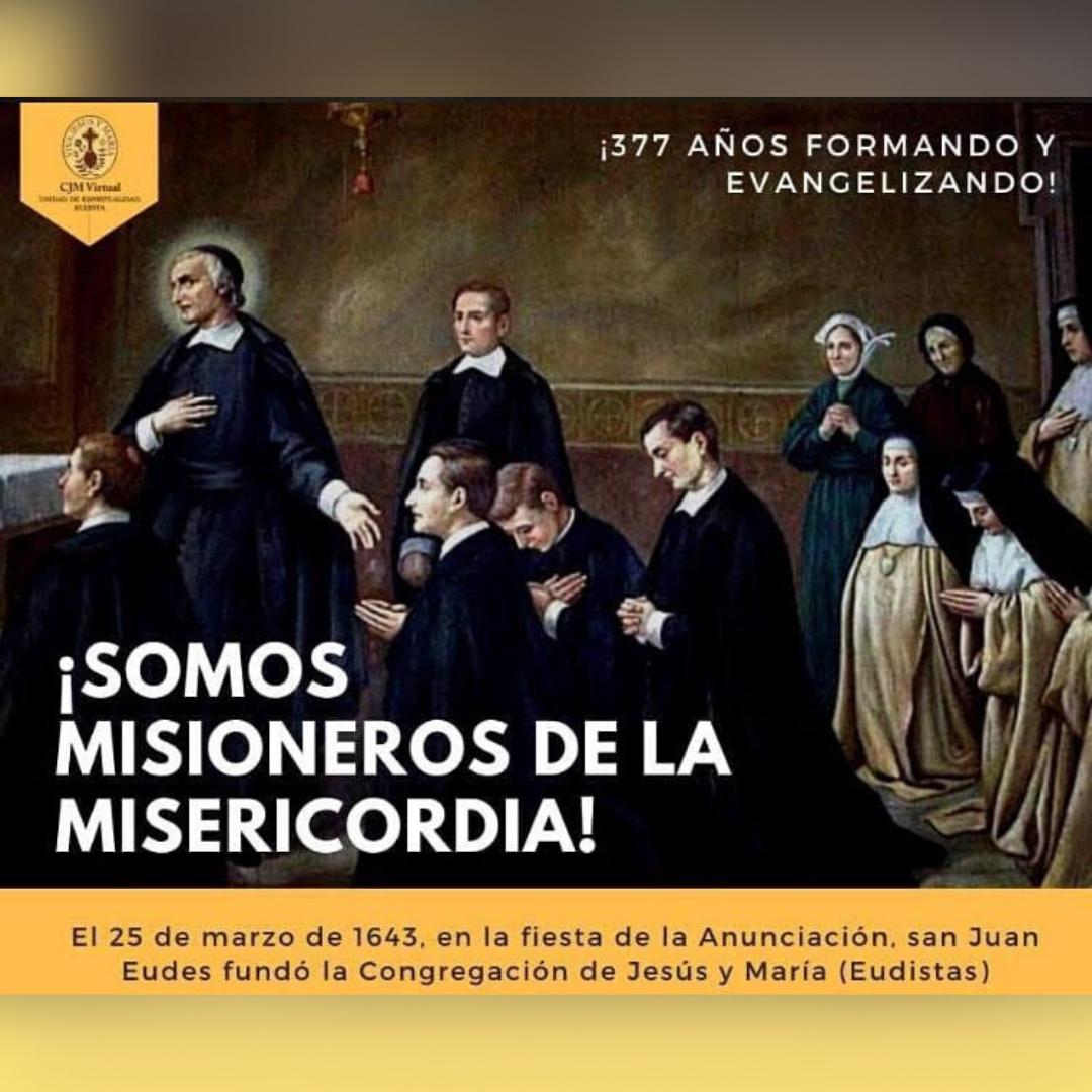 Arquidiocesis de Caracas celebró los 377 años de fundación de la Congregación de Jesús y María