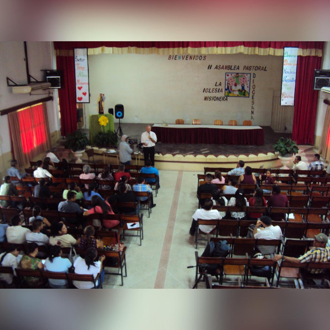 Realizada Asamblea de Pastoral de la Diócesis de Guasdualito