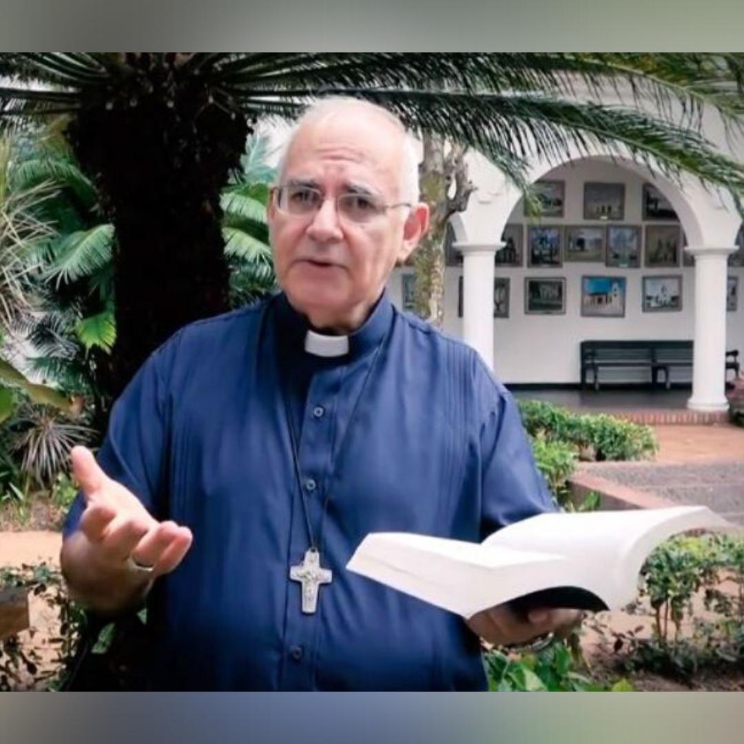 """Mons. Mario Moronta dicta """"Curso Bíblico"""" a través de la radio y redes sociales"""