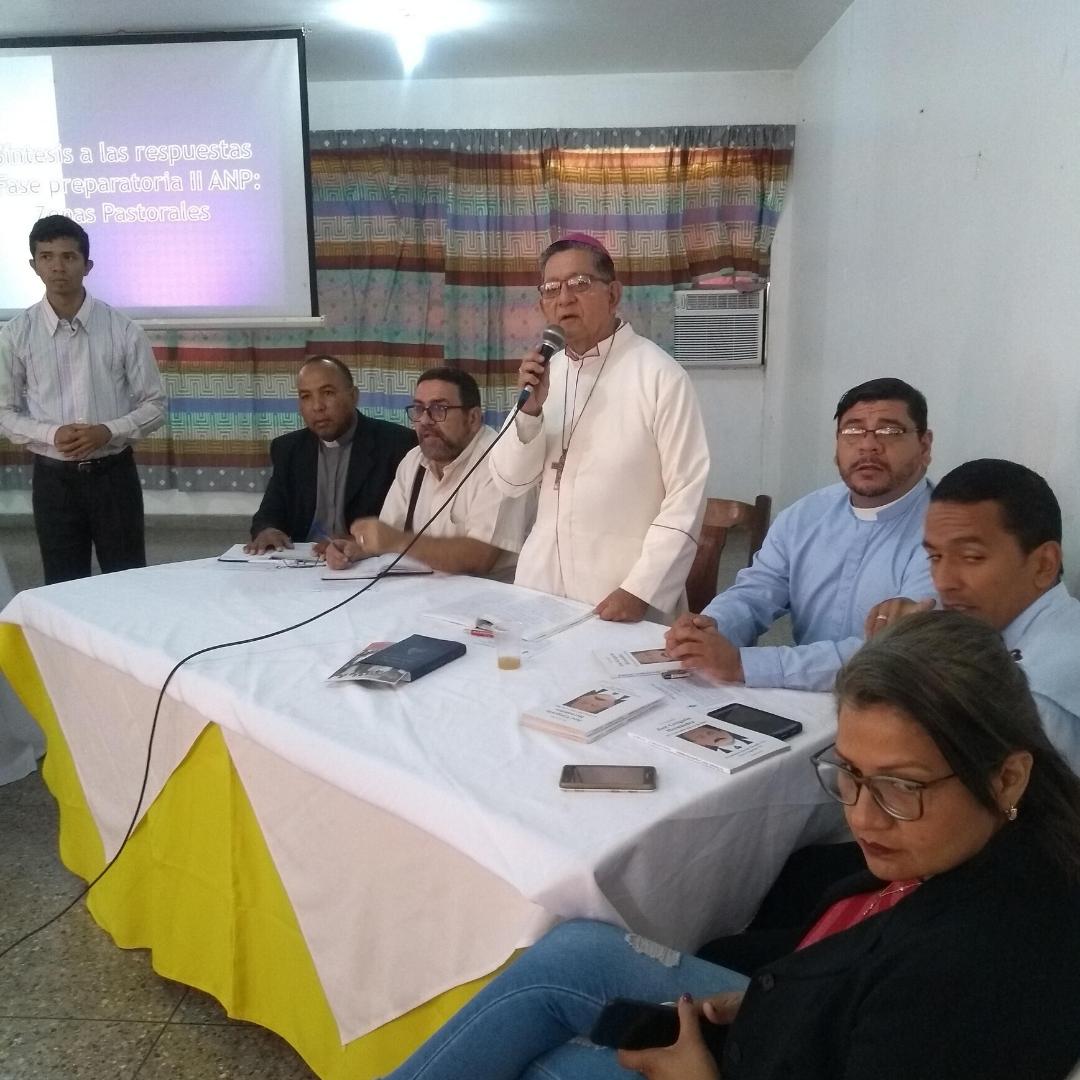 Diócesis de San Fernando celebró Asamblea de Pastoral en preparación a la II ANP