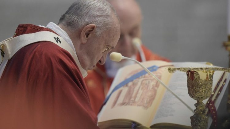 Papa Francisco: Dios nos pide que seamos constructores de unidad