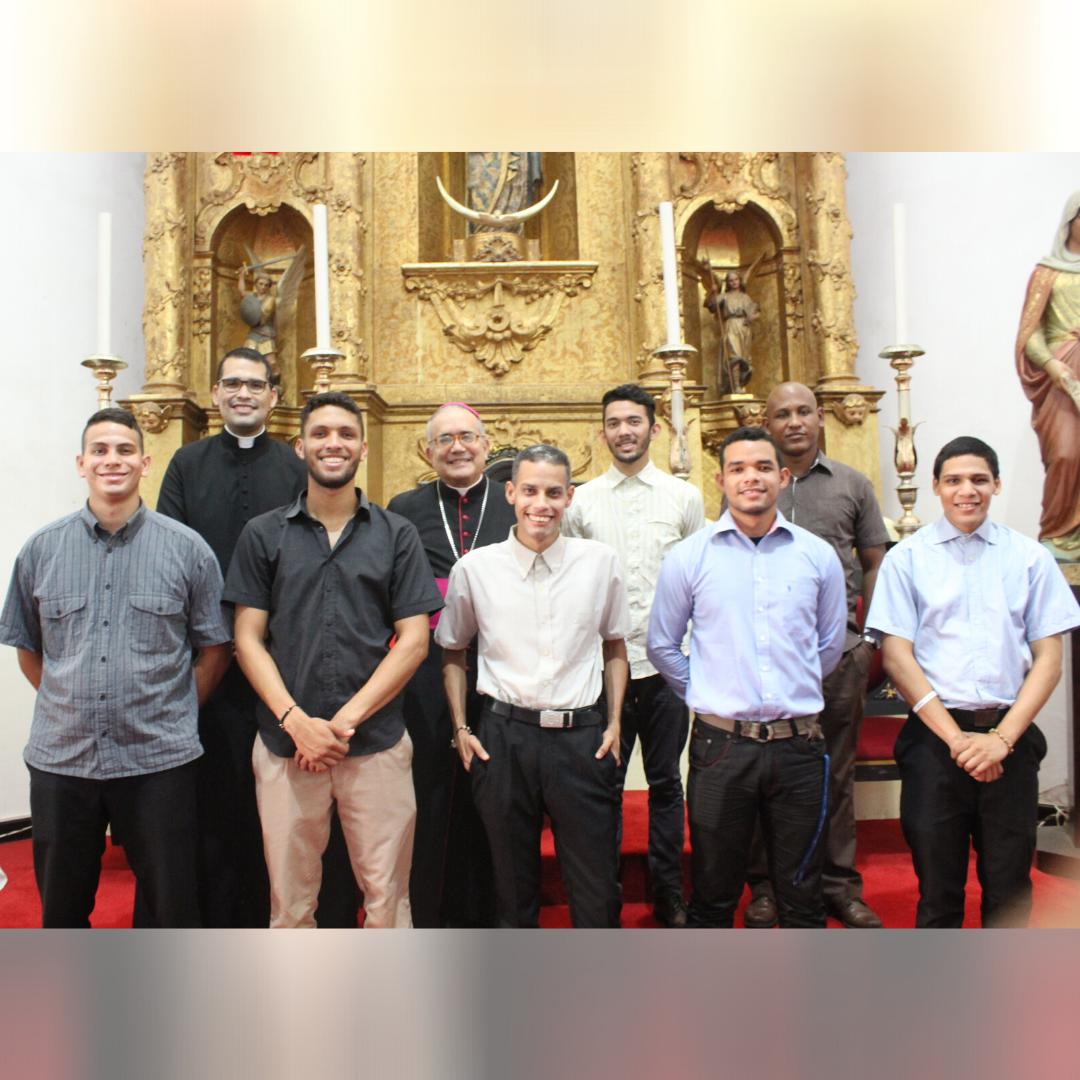 Pastoral Vocacional de la Arquidiócesis de Coro desarrolla actividades virtuales en tiempos de pandemia