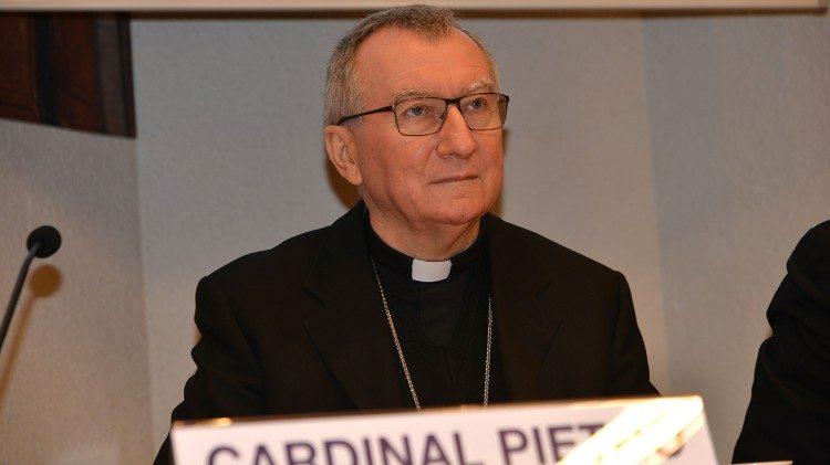 El cardenal Parolin en Ars y Lourdes en agosto
