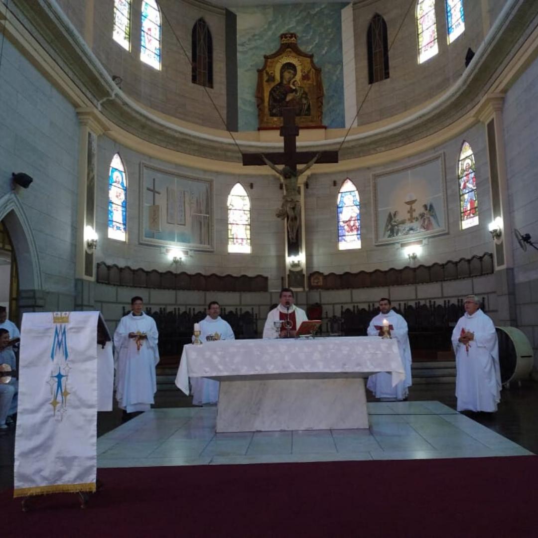 Obispo de la Diócesis de El Vigía San Carlos del Zulia celebró quinto año de Ordenación Episcopal