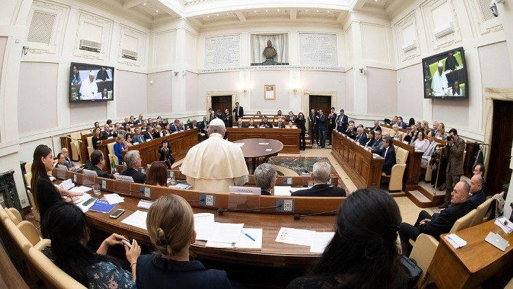 Nombramientos Pontificios de la Academia Pontificia de Ciencias Sociales