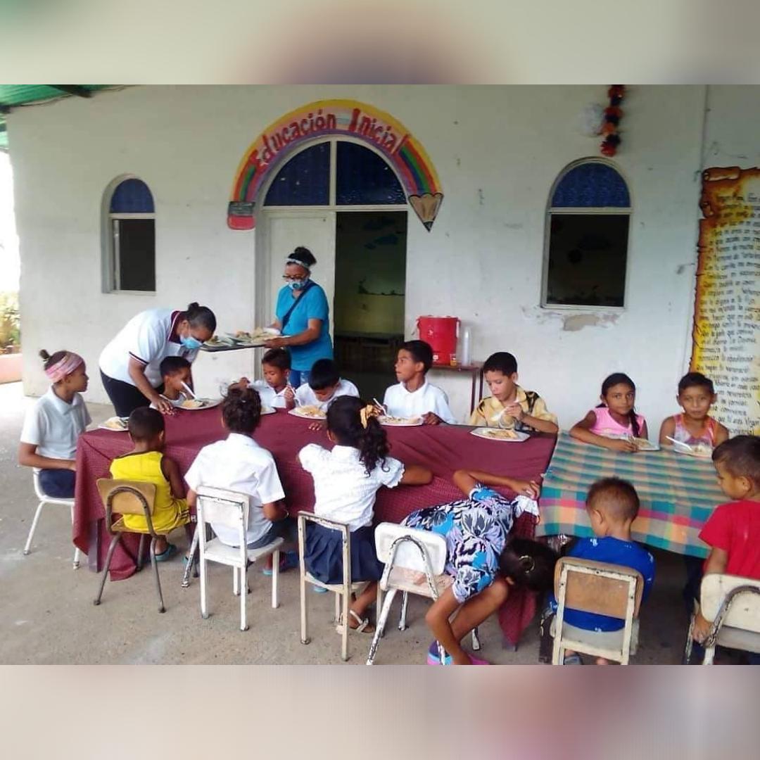 Diócesis de San Fernando de Apure: Movimiento Acción Católica realizó jornada de alimentación