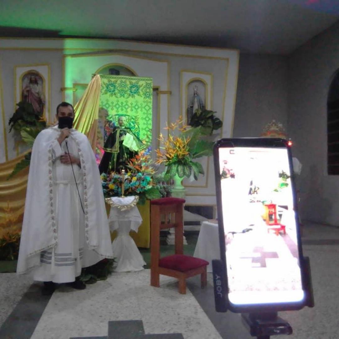 Diócesis de Machiques: Parroquia San Ignacio de Loyola celebró a su patrono