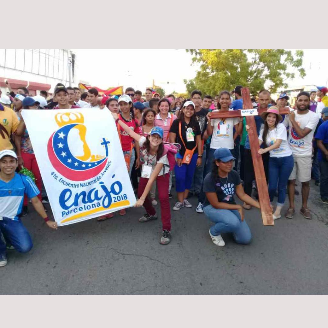A 2 años del IV ENAJÓ 2018 la juventud venezolana continúa apostando por  la esperanza