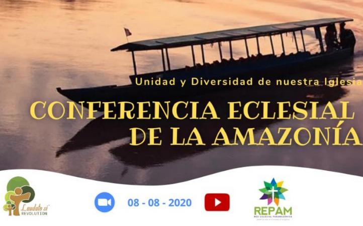 """Seminario online sobre la Conferencia Eclesial de la Amazonía: «Unidad y diversidad de nuestra Iglesia"""""""