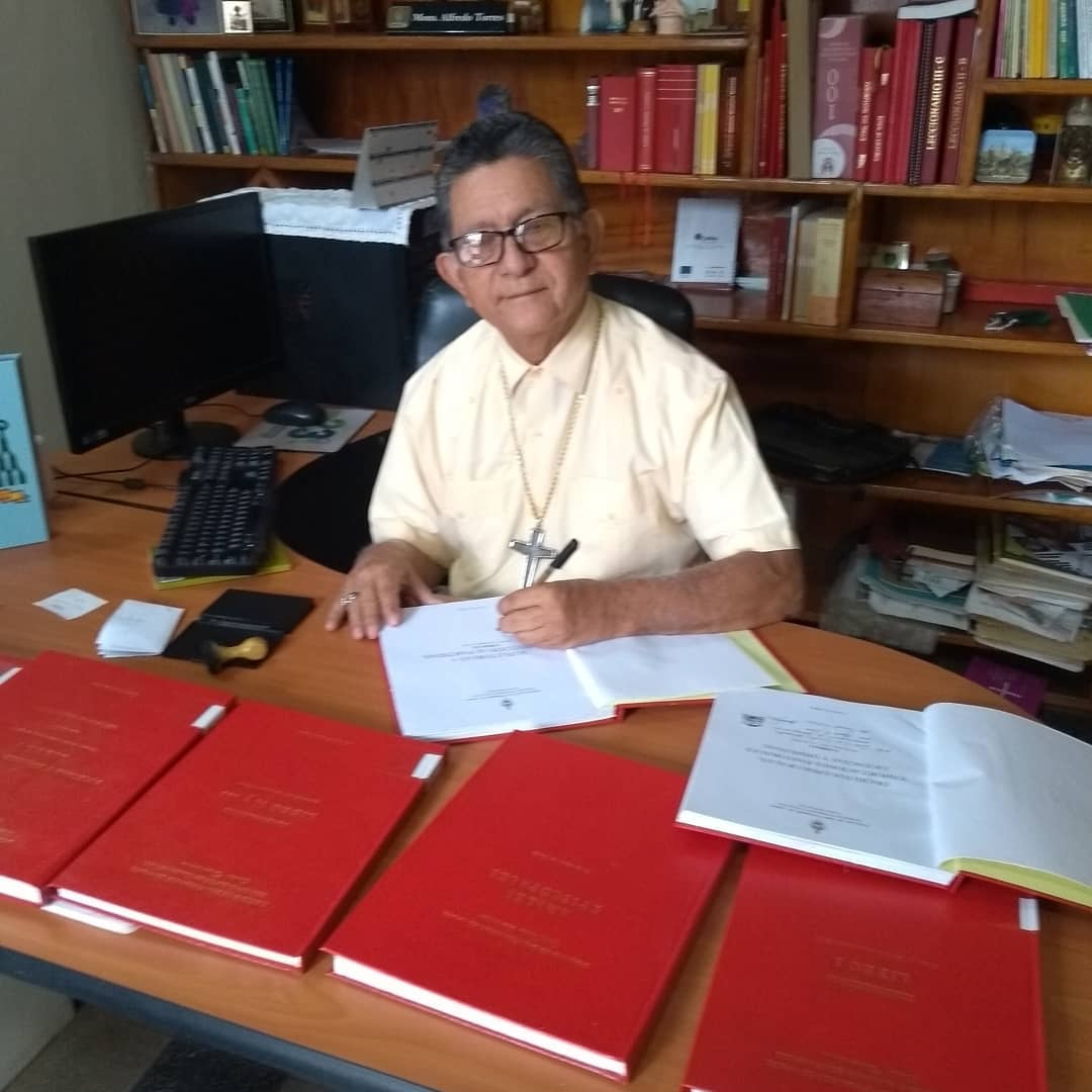 Mons. Alfredo Torres sobre la Cancillería Diocesana: «un valioso servicio en la Línea del Plan Pastoral»