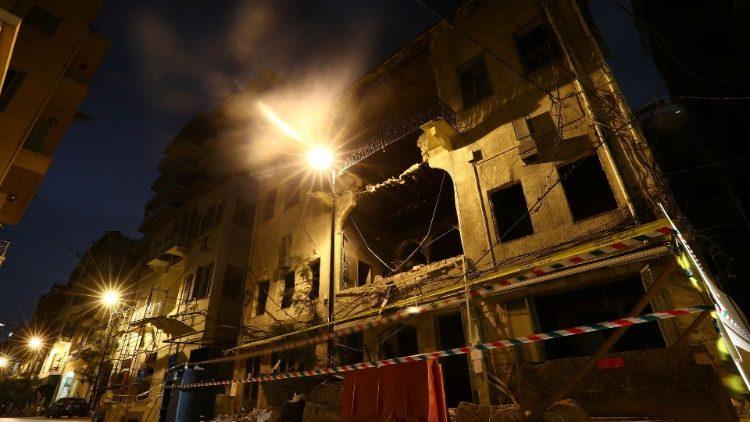 UNESCO lidera la reconstrucción cultural de Beirut