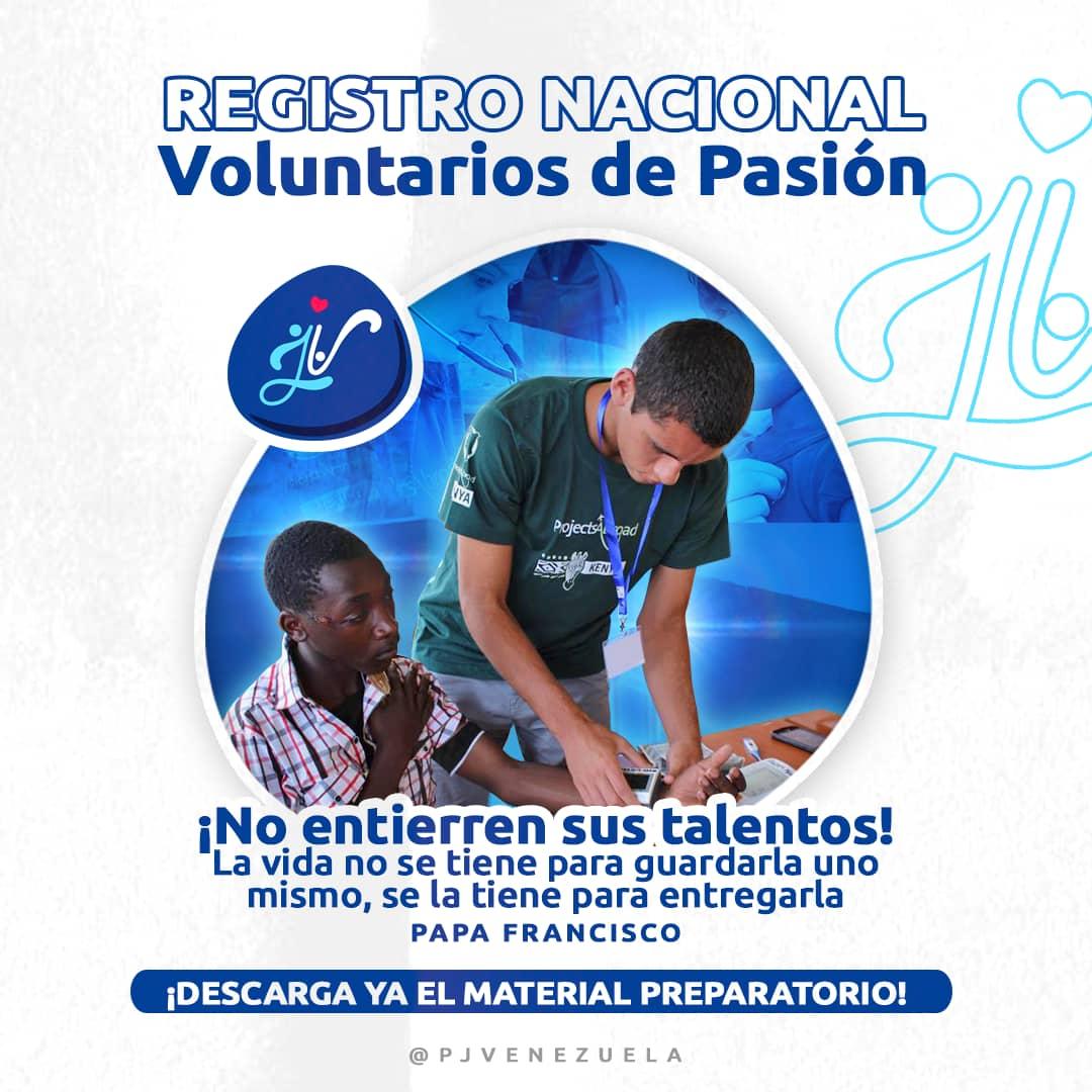 Departamento de Adolescencia y Juventud: Programa Nacional Jóvenes Voluntarios inicia proceso de captación de voluntarios profesionales a nivel nacional