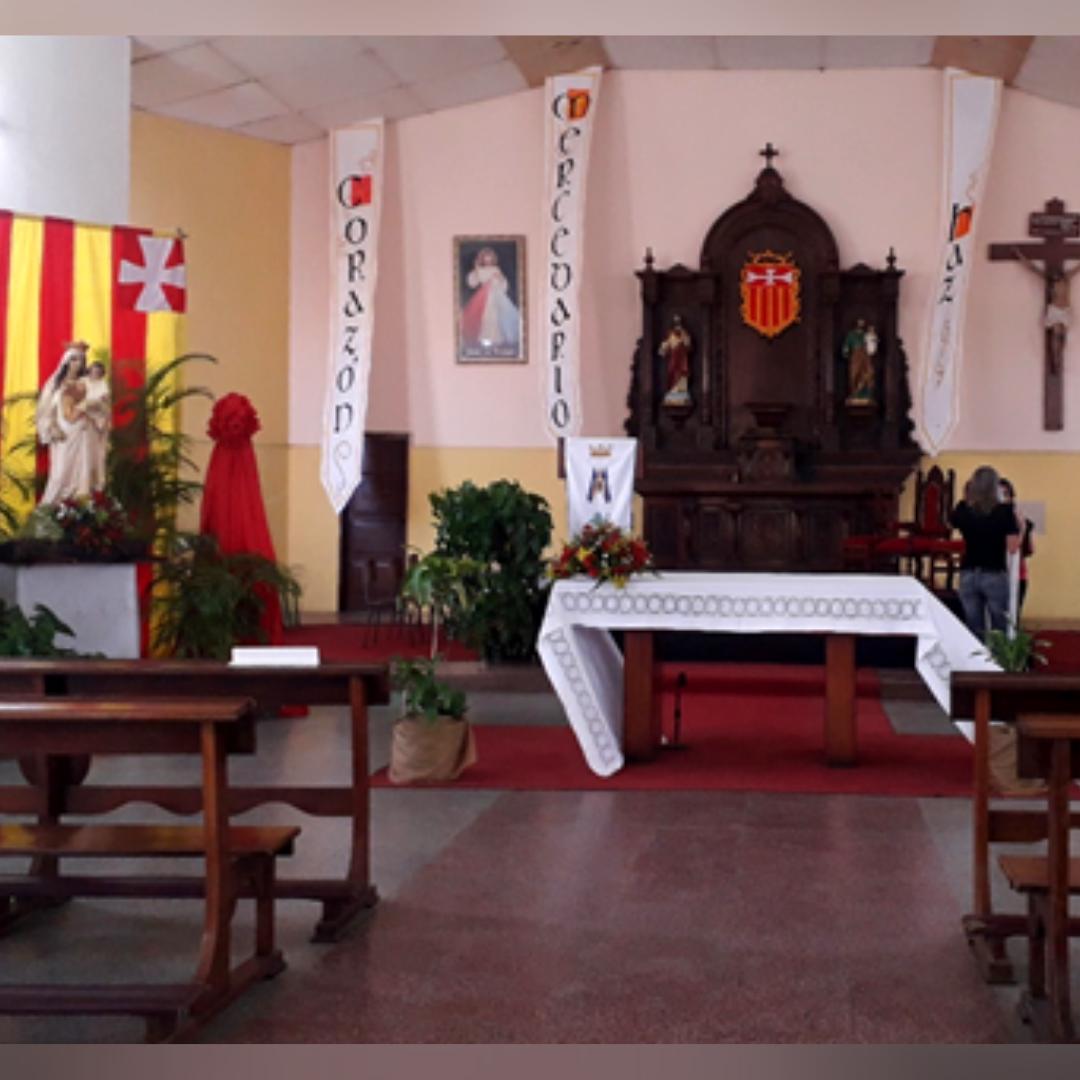 Arquidiócesis de Coro: Mons. Mariano Parra presidió Eucaristía en honor a Nuestra Señora de la Merced