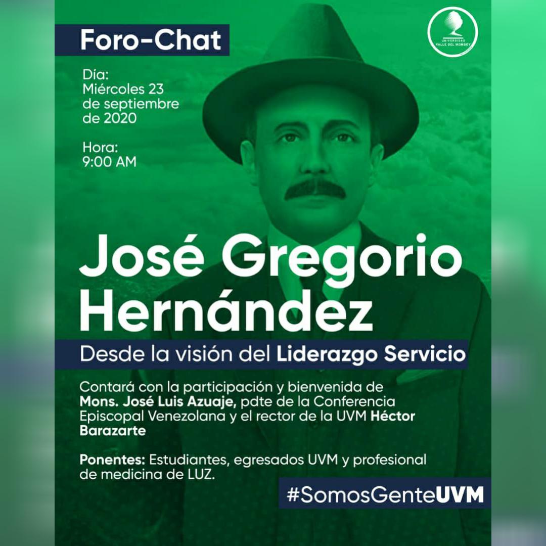 """Mons. José Luis Azuaje: Respeto a la Dignidad Humana como principio del ser humano en foro virtual """"José Gregorio Hernández """""""