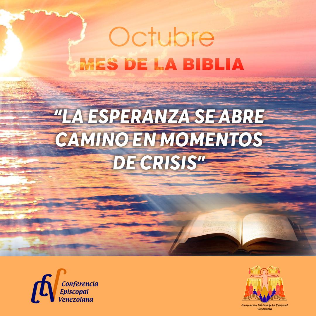 """Celebración del Mes de la Biblia en Venezuela: """"La Esperanza se abre camino en Momento de Crisis"""""""