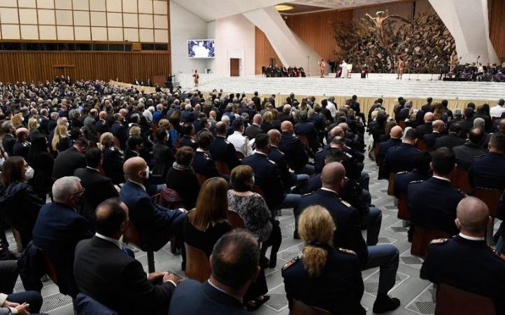 Papa Francisco a la Inspectoría: Que su trabajo esté animado por una viva fe cristiana