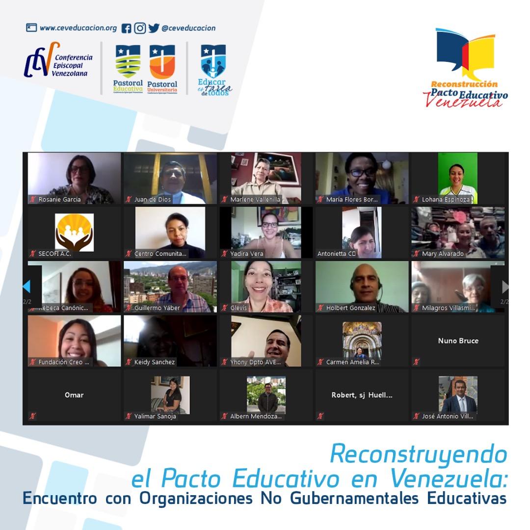 Departamento de Educación realizó Encuentro con organizaciones no gubernamentales Educativas