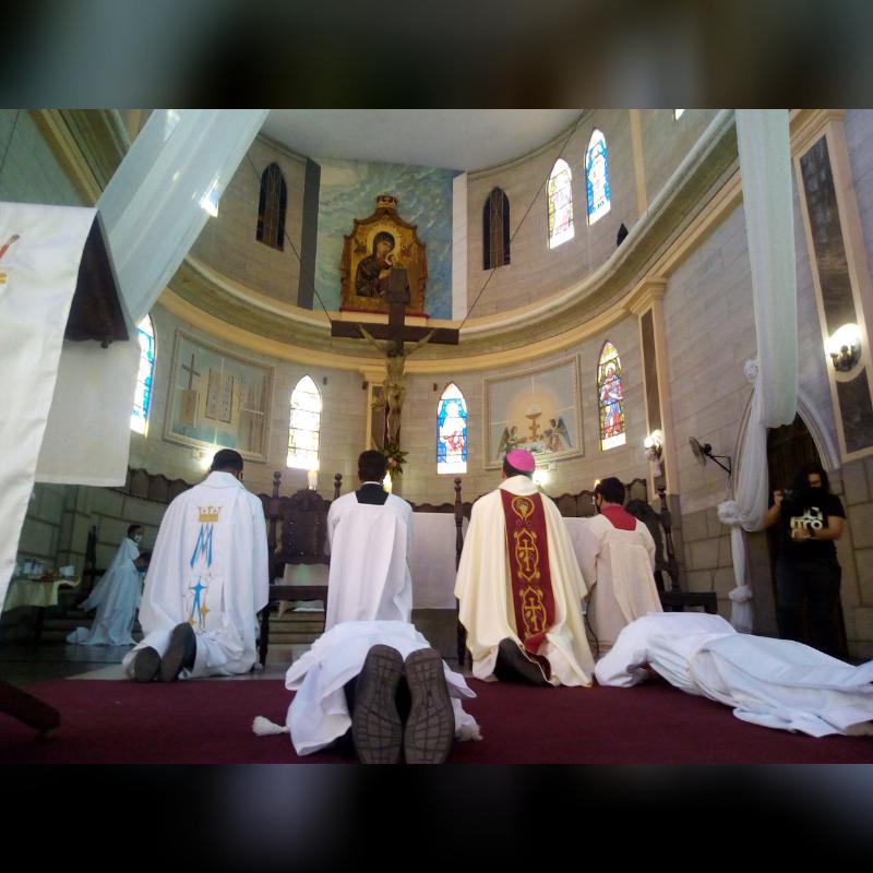 Diócesis de El Vigía – San Carlos del Zulia celebró sus 26 años de creación