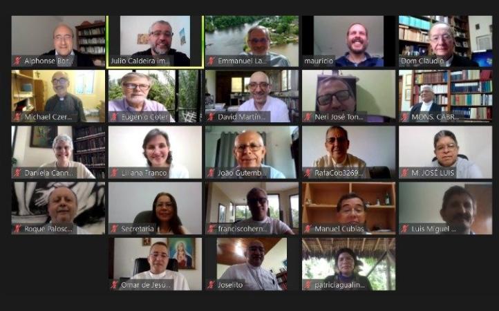 Plenaria CEAMA: delineando una Iglesia con rostros amazónicos