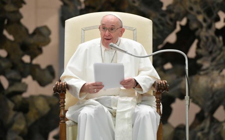 Catequesis del Papa Francisco: Jesús nos ha regalado su diálogo de amor con el Padre