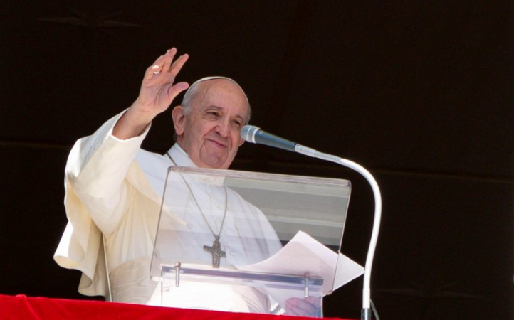 Papa Francisco en el Angelus: se ama a Dios si se ama al prójimo