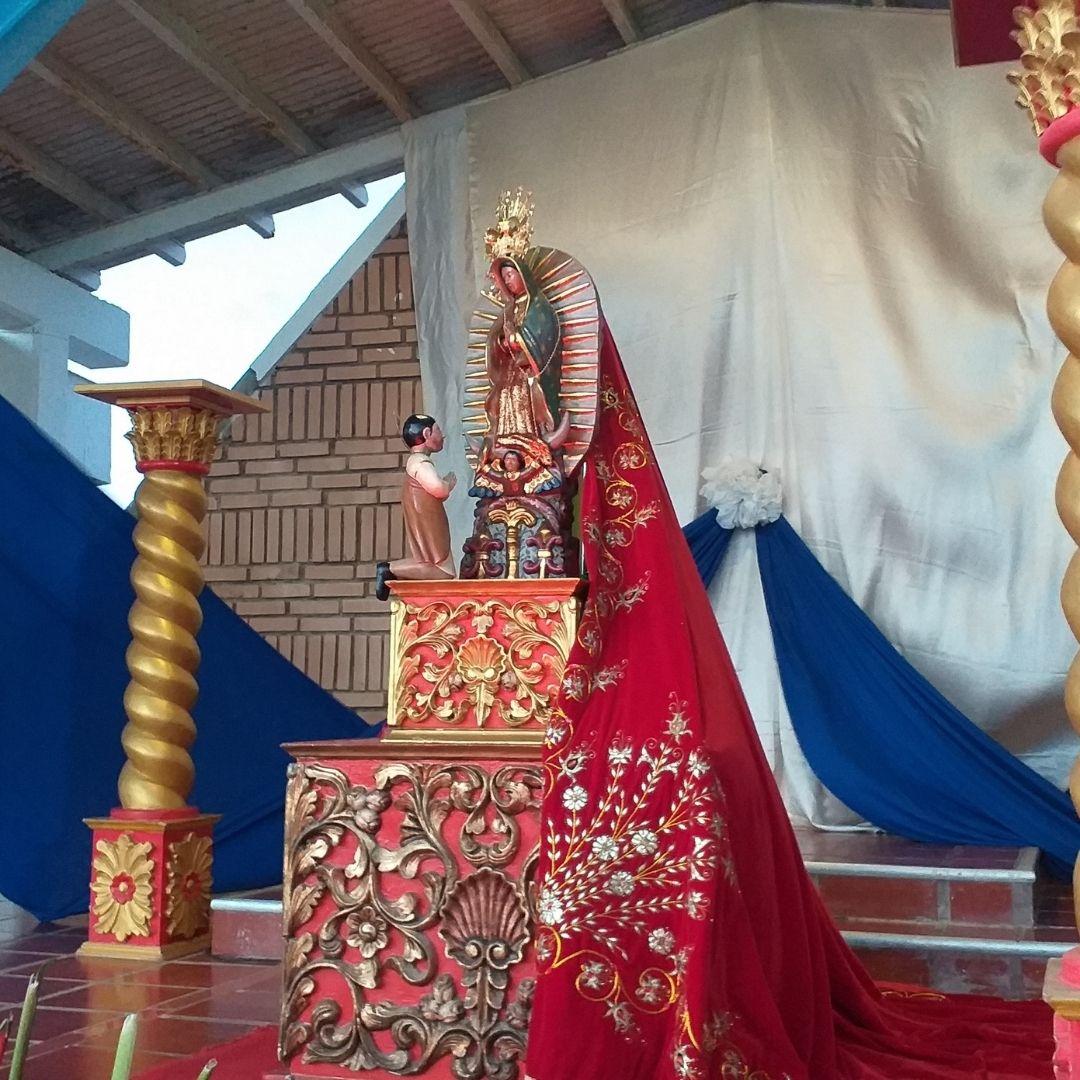 Arquidiócesis de Coro celebró 298 años de presencia Guadalupana