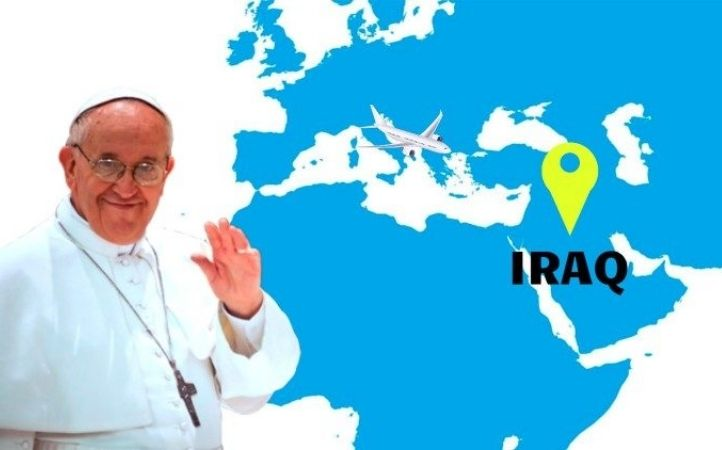 Programa del Viaje apostólico del Papa Francisco a Iraq