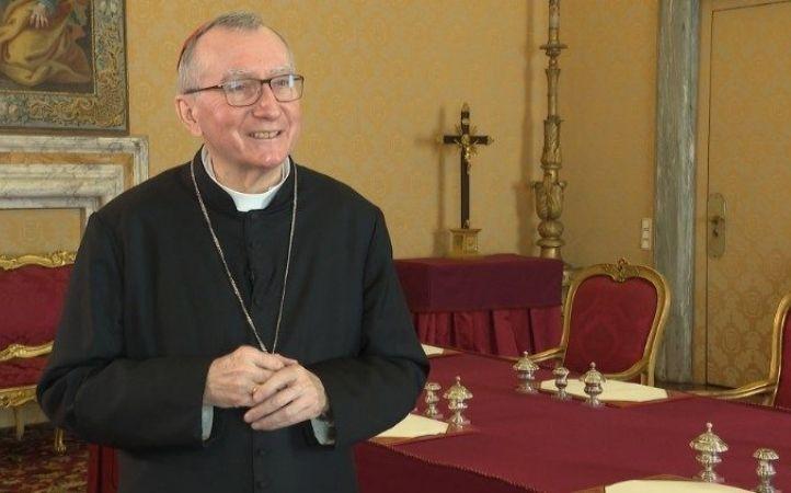 Cardenal Parolin: Papa Francisco lleva la esperanza del diálogo y la reconstrucción a Irak