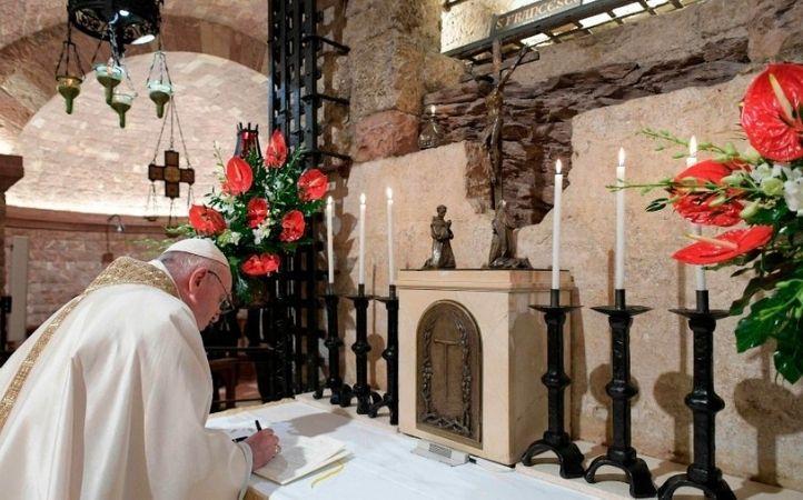 Papa Francisco: La reflexión de Fratelli tutti fomente el diálogo entre las religiones