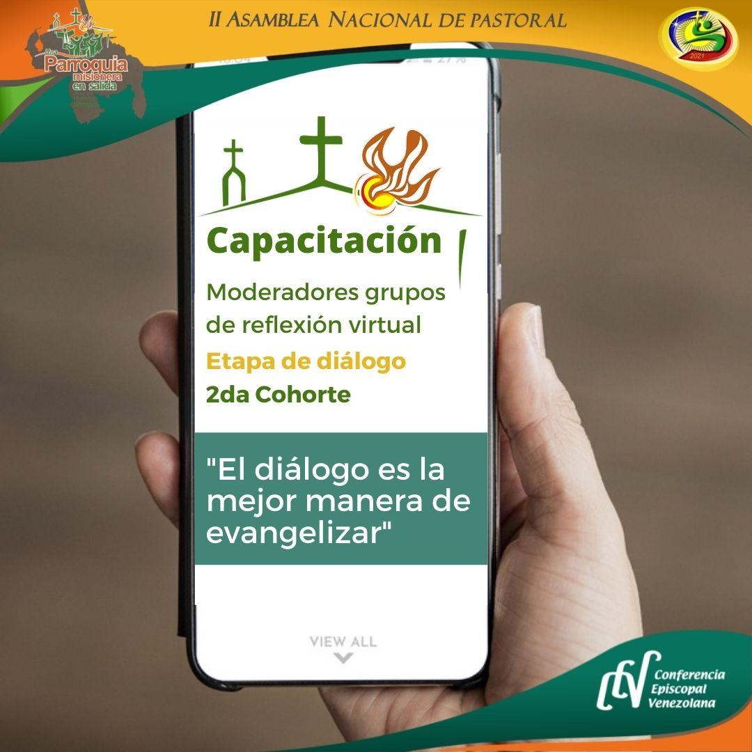 Comisión de Metodología de la II ANP realizó segunda capacitación virtual de moderadores para la etapa de diálogo