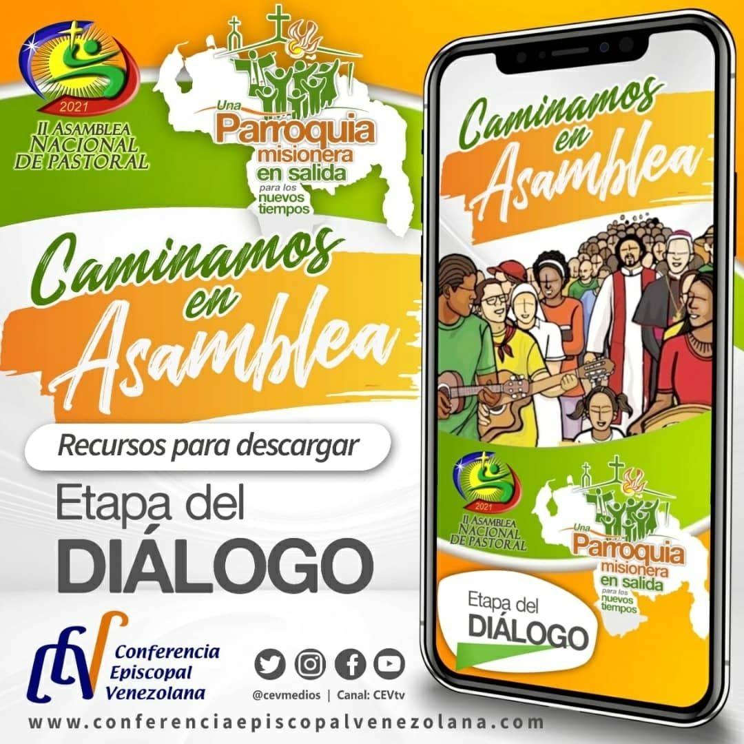 """CEV presenta subsidio """"Caminamos en Asamblea: Etapa de diálogo"""" para la celebración de la II Asamblea Nacional de Pastoral"""