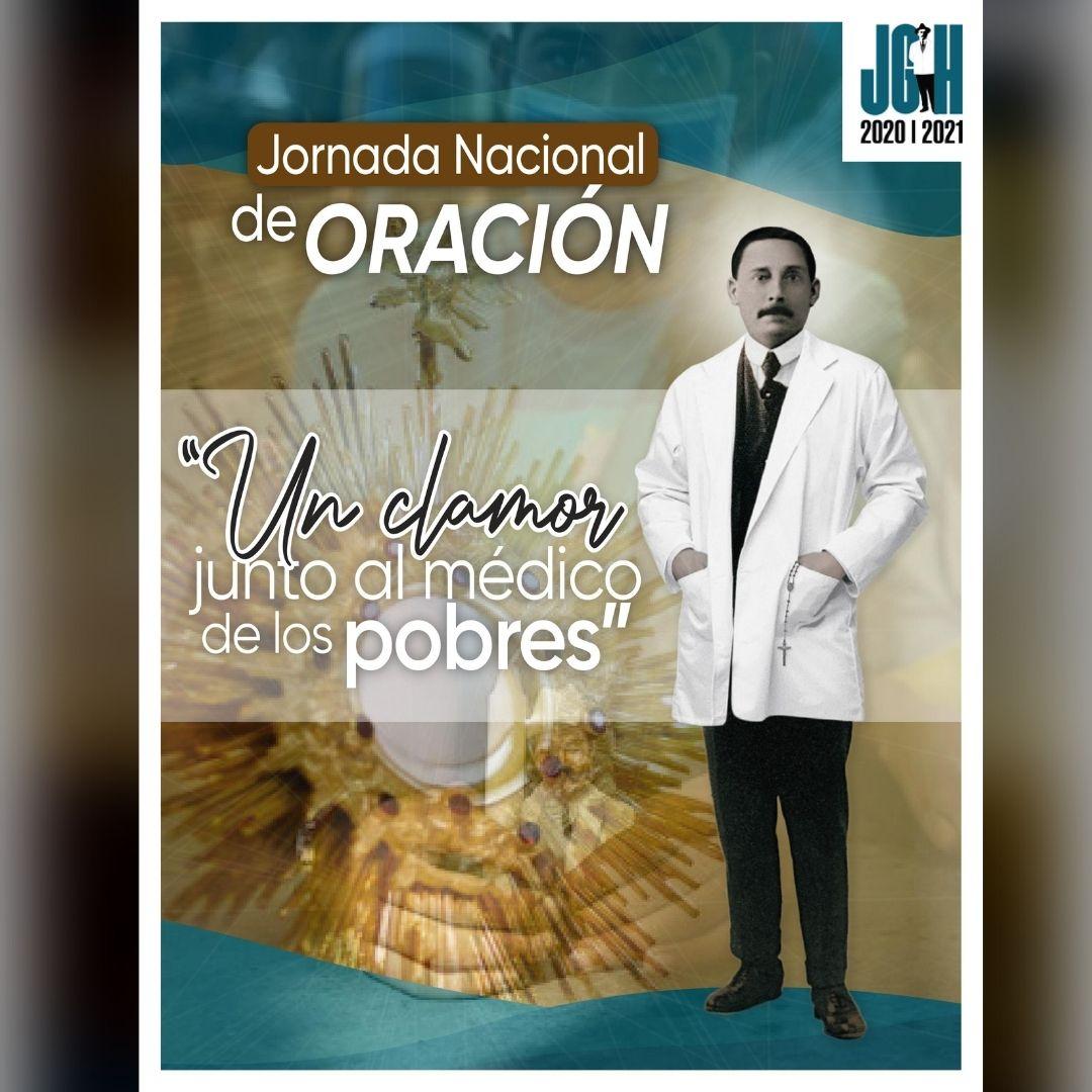 14 de abril: Jornada Nacional de Oración por los enfermos en el marco de la Beatificación del Dr. José Gregorio Hernández