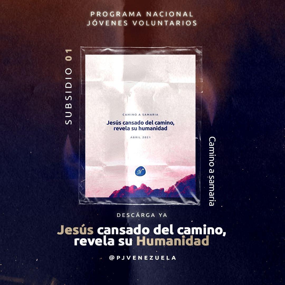 Pastoral Juvenil de Venezuela presenta subsidio formativo para jóvenes voluntarios