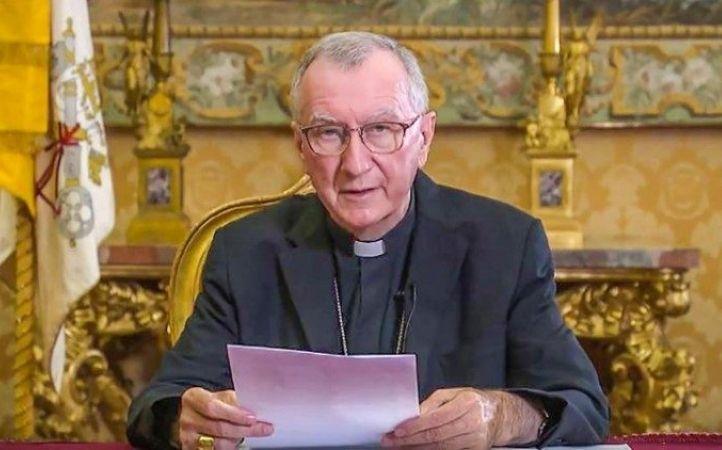 Cardenal Parolin: la fraternidad es un mundo que sabe fijarse objetivos comunes