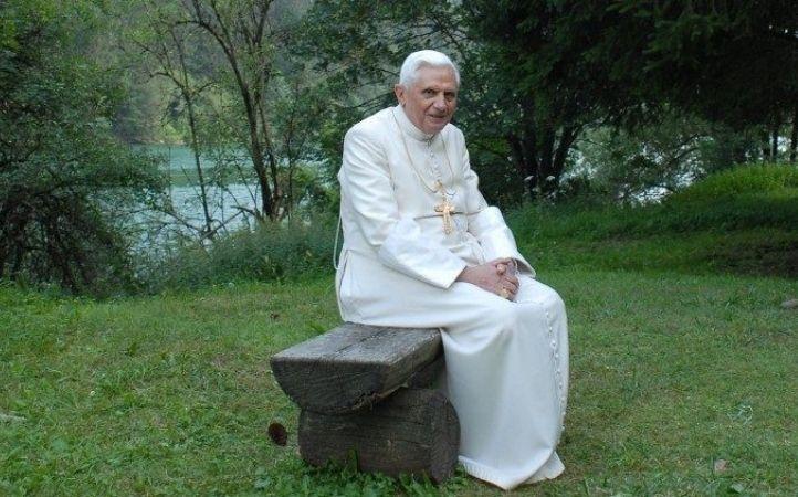 Cumpleaños número 94 de Benedicto XVI