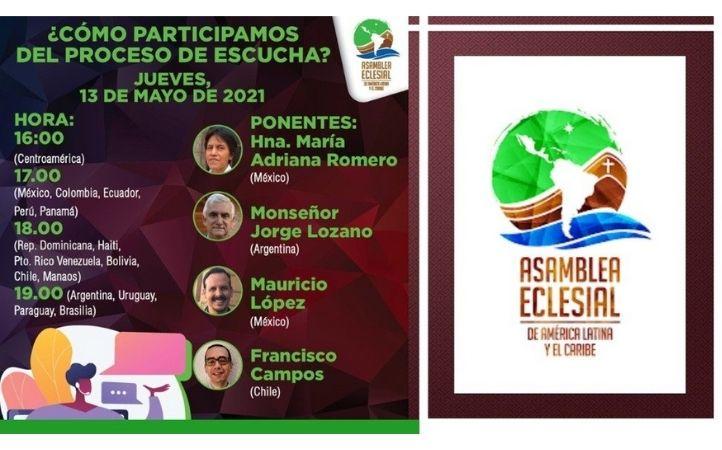Seminario virtual sobre el «Proceso de Escucha» de la Asamblea Eclesial de América Latina y El Caribe