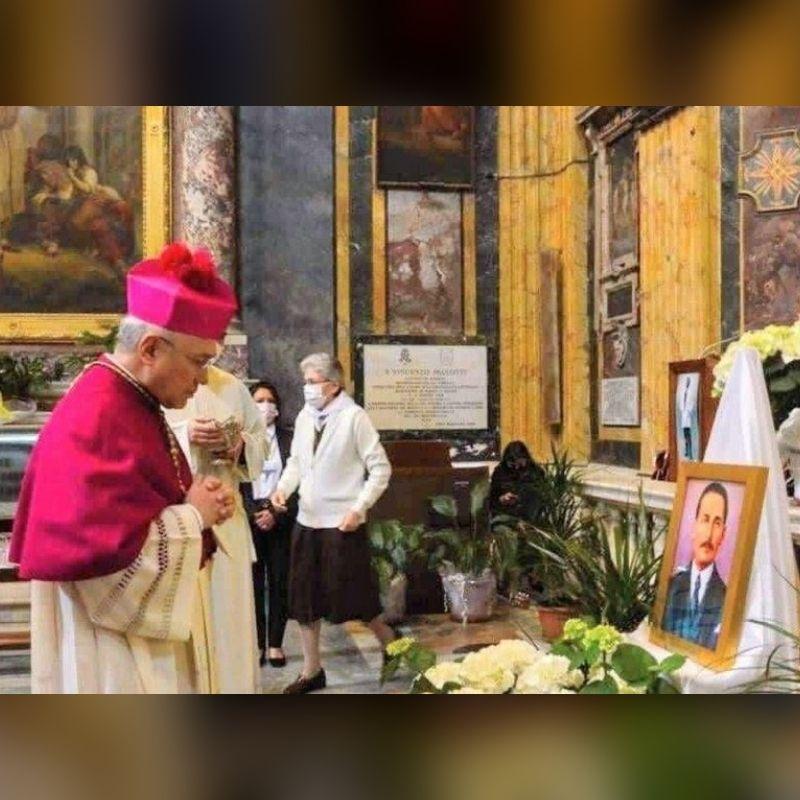 Monseñor Edgar Peña: José Gregorio Hernández gastó la vida por los pobres