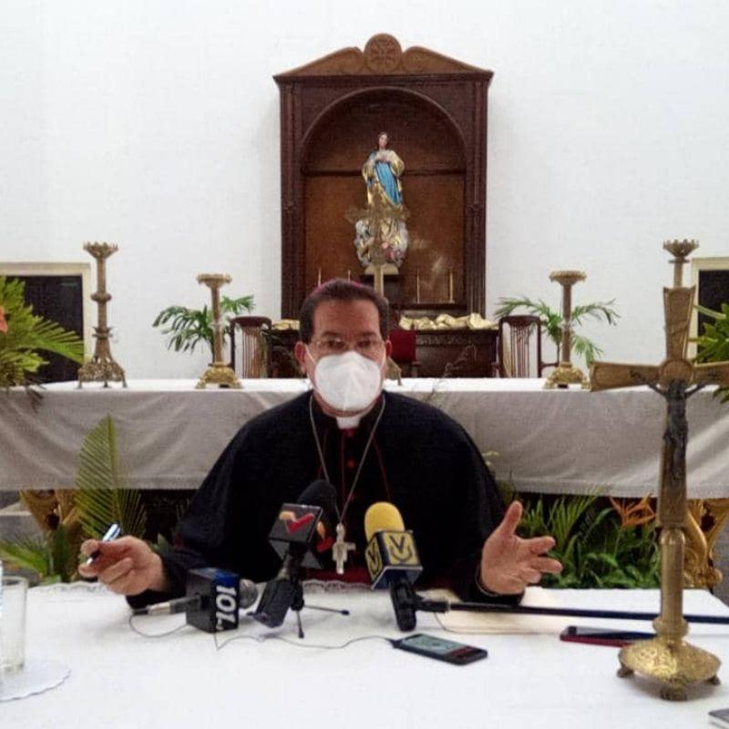 Mons. Polito Rodríguez anuncia año jubilar por los 50 años de Diócesis de San Carlos
