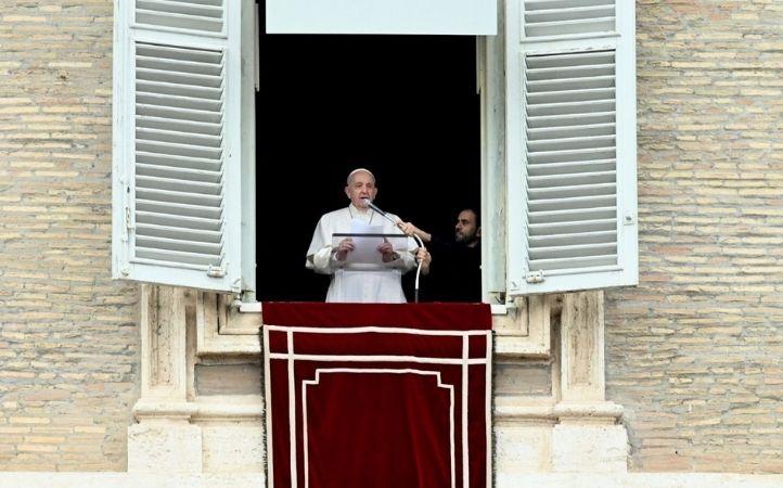 Papa Francisco en el Ángelus: Jesús nos infunde confianza, el bien crece en silencio